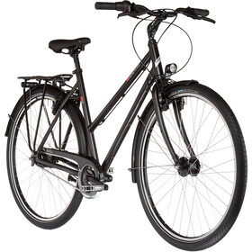 vsf fahrradmanufaktur T-50 Trapeze Nexus 8-speed FL HS11, ebony matt